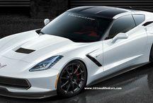 Modified Chevrolet Corvette (7th generation, C7) / Modified Chevrolet Corvette (7th generation, C7)