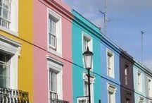 Love Colour / Colour inspirations