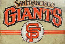 SAN FRANCISCO GIANTS! / by Miles Howald