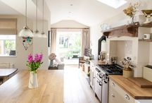 Dream kitchens / by Blue Door Bakery