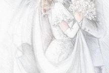 scrapbooking ślub