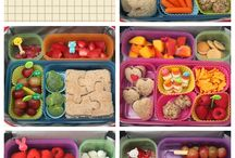 Bento box / Creative food... Lovely and healthy!