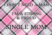 Single mommy