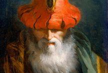 Tiepolo Giandomenico / Giandomenico Tiepolo o Giovanni Domenico Tiepolo (Venezia, 30 agosto 1727 – Venezia, 3 marzo 1804)