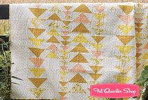 Yellow and Grey Quilts