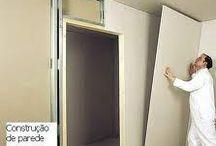 Drywall, forro e divisórias