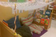 classroom aesthetics (reggio inspired)