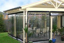 Transparent enclosures
