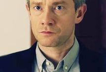 Martin Freeman- John Watson