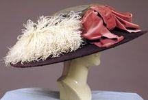 edwardian hats / by Mela Hoyt-Heydon