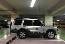 Landrover discovery / Land rover Discovery2