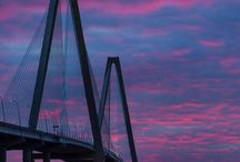 South Carolina Style / I'm from Charleston, SC. For such a small state, South Carolina has many distinctive characteristics, colorful people, and a style unique to the little coastal triangle that's my home state.