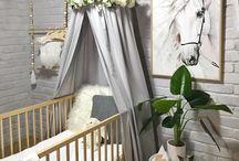 "Charlotte #bahrsscrubbuild / Ideas for a ""dreamy"" styled nursery for Lottie."
