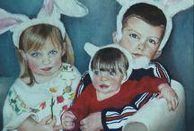 children's portraits!  (good ones are rare)