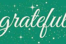 A Grateful Heart Is A Full Heart..