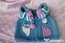 lucru de mana / Produse crosetate si tricotate