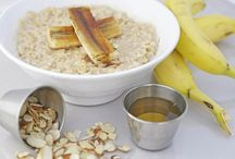 Breakfast Dishes / Greenleaf provides healthy, fresh and delicious breakfast daily.
