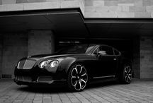 bentley gts black