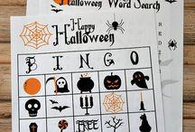 Inspiration ● Halloween Activities