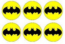 Кексы бэтмен