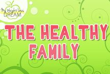 The Healthy Family / Let's talk healthy family life - whether it is healthy cooking, family exercise or lifestyle choices! #healthy #healthytips #healthyfamily