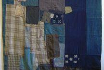 Japanese Boro & Other Textiles / by Gloria Ulloa
