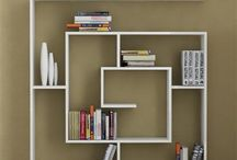 Shelves and cabinets