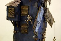 MY WARHAMMER SCENERY / THEY ARE MY HAND MADE SCENERY THAT I SELL ON EBAY
