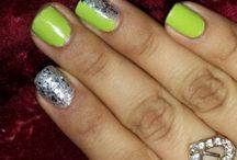 nails / by Faith Powell