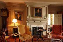 Traditonal living rooms