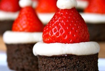 Christmas yummies / by Carrie Sautter