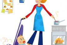 Super mamme / Le wonder moms sono piovre #tuttofare