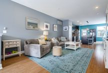 2547 E Dauphin Street, Fishtown 19125 / This 19' wide, 5-year young home is a welcoming space for family and friends with an open layout and a surprising amount of extra space.