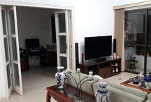 Decorating idea for TV room