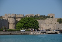 Rhodes Island Greece