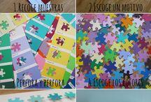 puzzle diy