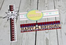 Creative Memories Scrapbook Border Ideas / Need a little inspiration? You've come to the right place! You'll find all sorts of fun scrapbook page border ideas here. Happy pinning, and happy creating. #CreativeMemories / by Creative Memories