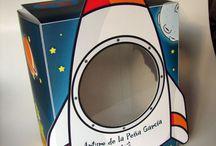 astronauts & rocketships