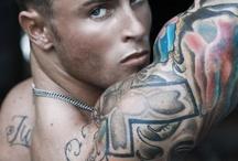 Bad Boys with Tatts!
