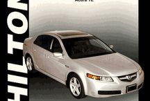 Acura Car Repair & Service Manuals / The Chilton and Haynes Acura repair manuals we sell are the best available, and they are easy to use. Covering the most popular models, from the Acura Integra and CL, to the Legend, Vigor, RL and TL, chances are we have the right manual for your car.