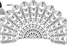 Crochet patterns bolero's, wraps, poncho's