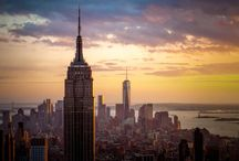 New York City / by Alik Griffin
