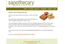 email marketing / custom email marketing stationery