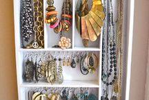 Jewelry organisers