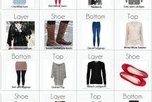 Mom wardrobe for Fall/Winter