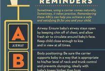 Printables / by Babywearing International