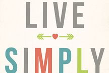 Rules to live by...happily:-)