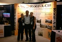 Trade Shows / Roof-A-Cide at Industry Trade Shows
