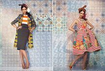 Fashion Patterns and Graphic Prints