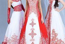 мода, русский стиль